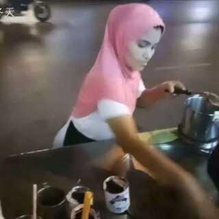 #泰国曼谷#小吃…香蕉饼,唯一吃的惯的吃的😔