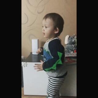 唱唱跳跳#宝宝##音乐##混血儿#