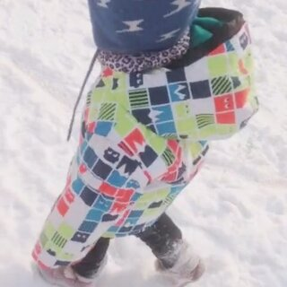 #宝宝##第一场雪#🚶🚶🚶🏃🏃🏃❄❄❄😘😘😘😀😀😀