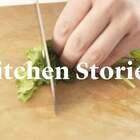 孜然羊肉!开胃的孜然配上嫩羊肉,让你无法停口!#厨房故事##美食视频#
