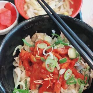 #美食##日志##我要上热门@美拍小助手#今天去首尔办事,在机场的简餐