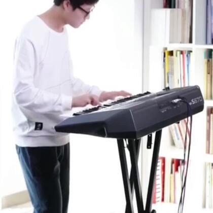 听着很过瘾的一首曲子~#U乐国际娱乐##钢琴#