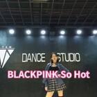 #舞蹈##BLACKPINK##blackpink - so hot#喜欢这一段翻唱~❤️