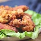 #美食##韩式炸鸡##小吃#手把手教你做最正宗的韩式炸鸡!好吃到舔手指头