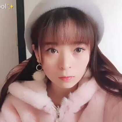 一款日系小清新妆容 有人想看吗?#精选##美妆#
