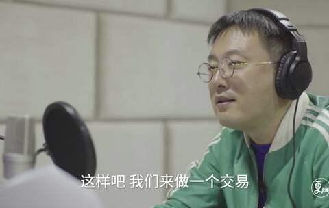 【二更视频美拍】胡歌霍建华最爱的配音演员,一秒...