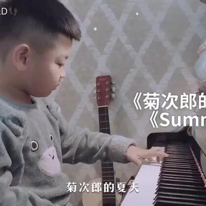 在这严寒的冬季,久石让的《Summer》送给大家,感谢聆听。#精选##音乐##钢琴#