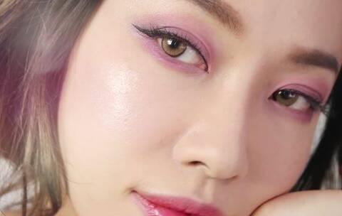 【扇子NO_FAN_NO_FUN美拍】炫酷年会妆,这次主要用2018Pant...
