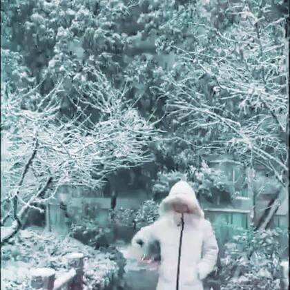 #定格雪天#