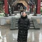 横店的雪…