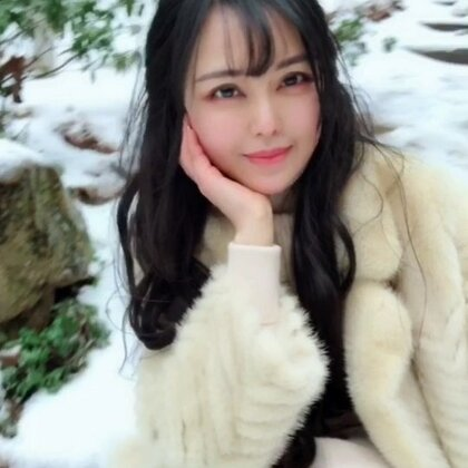 可以再次见到你吗?#2018第一场雪##穿秀##音频跟拍#