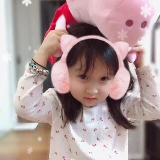 熙熙熙小七的美拍:你们一直要我卷头发的头发有花齐刘海表情包图片