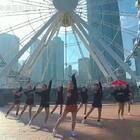 2017年,带着我的姑娘们香港携手共舞,2018年,会有你的加入吗?[得意]#舞蹈##肚皮舞##香港之旅#