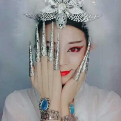 #化妆造型##狐妖妆##我要上热门@美拍小助手#