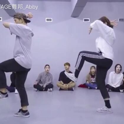 #舞蹈#??记录一下去年11月去韩国prepix studio上了一节Haeni的课.. ?????? ?????♀? @美拍小助手 @SINOSTAGE舞邦