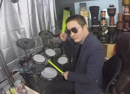 #U乐国际娱乐##架子鼓##爵士鼓# 架子鼓 爵士鼓 让全世界知道我爱你 凯文先生