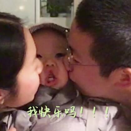 记录宝宝第一个生日瞬间!#宝宝#