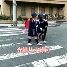 光腿从小练习,零度不算什么事儿,日本的小学生厉害👍#精选#@美拍小助手
