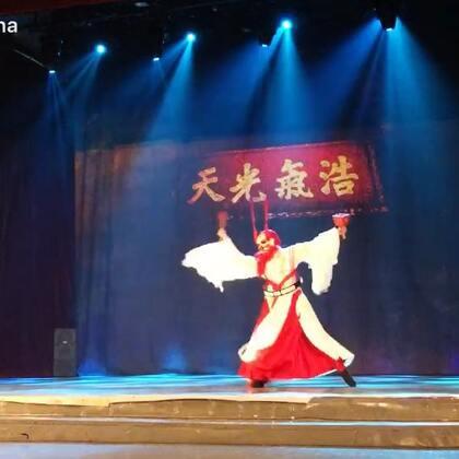 2018欢乐春节·北京舞蹈学院青年舞团表演的非物质文化遗产研创舞剧《傩•情》