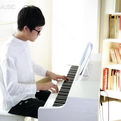 《神秘巨星》插曲Nachdi Phira-文武贝钢琴版 #U乐国际娱乐##钢琴#