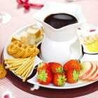 吃过火锅,也吃过巧克力!但巧克力火锅才是情人节的正确打开方式!#情人节##美食##我要上热门#