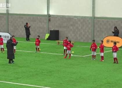 #中国足球小将#希望中国足球小将们保持心态,在比赛中做到最好的自己!#董路##狼队#