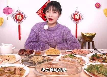 年夜饭系列第一篇!广东年味儿最足的10道菜,你最中意哪一款?#大胃王朵一##吃秀##年夜饭#