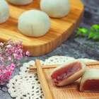 微波炉做网红麻薯,软萌Q弹5分钟搞定 #美食##甜品##我要上热门#