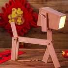 做个小狗台灯,点亮新一年的好运气吧#手工##旺旺台灯##我要上热门#