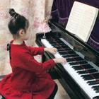 ??巴赫·小步舞曲7??#音乐##钢琴##新年快乐##我要上热门@美拍小助手##宝宝#