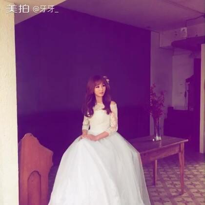 一睹为快吧#婚纱#