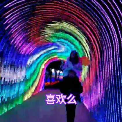 天鹅湖灯光节#天鹅之城三门峡#梦幻灯光节#