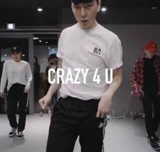 #舞蹈#【微信公众号:urbandance】Kasper 编舞《Crazy 4 U》更多1M作品请点击:http://www.urbandance.cn/tag/1million/