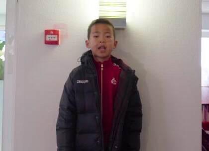 #中国足球小将#中国足球小将版《恭喜发财》,原来这群孩子们的天性还有这样的一面!#董路##拜年#
