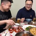 初一大聚会啦#美食##吃秀##锅儿姐就不嚼#