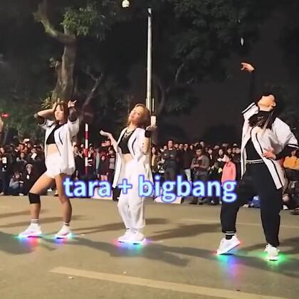 #舞蹈##我要上热门##bigbang#tara-rolypoly + bigbang-bangbangbang