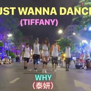 #舞蹈##我要上热门#Tiffany-I Just Wanna Dance + 泰妍-Why