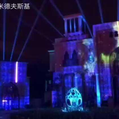 汉中兴汉新区3D灯展