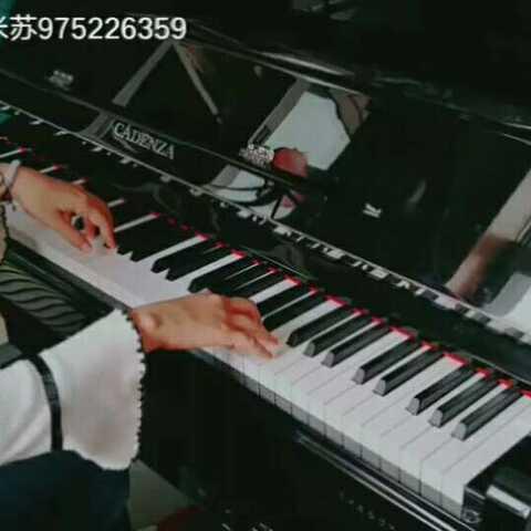 北风吹—钢琴曲 by 提拉米苏