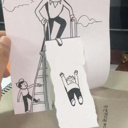 #精选# 纸滑梯