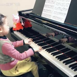孙嘉阳 《克莱门蒂小奏鸣曲》op.36 NO.2 m1 #钢琴##宝宝##U乐国际娱乐#