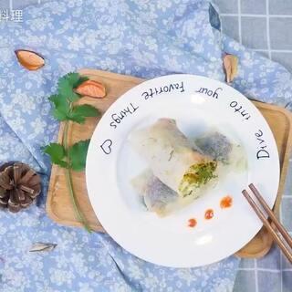 过年吃腻大餐,不如来个厦门春卷!今年你们收了多少红包🤔?#年味海鲜大趴##美食#