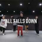 #舞蹈##1milliondancestudio# 【1M基础】 Jinwoo Yoon编舞All Falls Down 更多精彩视频请关注微信公众号:1MILLIONofficial 微信客服请咨询:Million1zkk