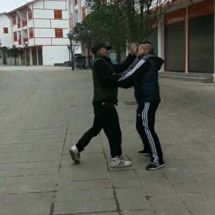 #咏春拳#在贵州黔南布依族的新村