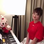 新技能Get!第一首钢琴弹唱《外面的世界》❤️