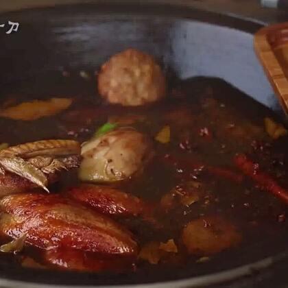据说:这是宴席里的四大件,也叫硬菜、大菜,用来压桌,你们那里也这样吗?#美食##精选##我要上热门#