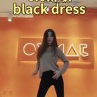 #black dress#CLC新歌超级喜欢!!洗脑洗脑,已经在想怎么录这个了哈哈哈😊#精选##有戏#喜欢的赞赞赞
