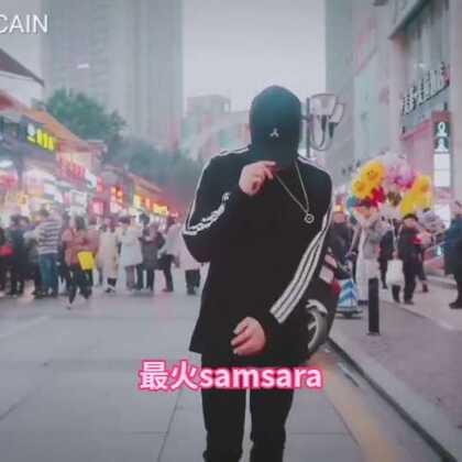 吓路人一跳哈哈哈,好多抢镜的#精选##舞蹈#