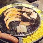 #烤肉#过年最开心的就是和许久不见的好朋友大口吃肉🍻#美食#
