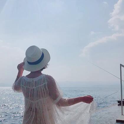 大理洱海⛱#带着美拍去旅行##大理洱海#@美拍小助手